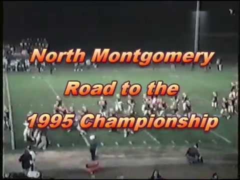 1995 North Montgomery Football Sectional Finals vs Monrovia