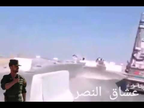 SYRIA:SYRIAN AIR FORCE INTELLIGENCE TIGER FORCES SPY IN THE HEART OF TERRORISTS BARRIERS IN IDLIB