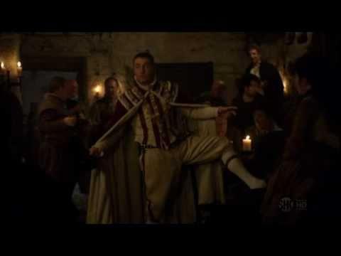 The Tudors- Earl of Surrey taking the piss.avi