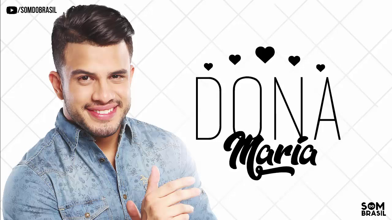 Avine Vinny Dona Maria Música Nova 2017 Youtube