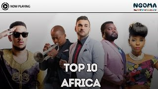 Ngoma Top 10 Africa New Music Videos-February 2017