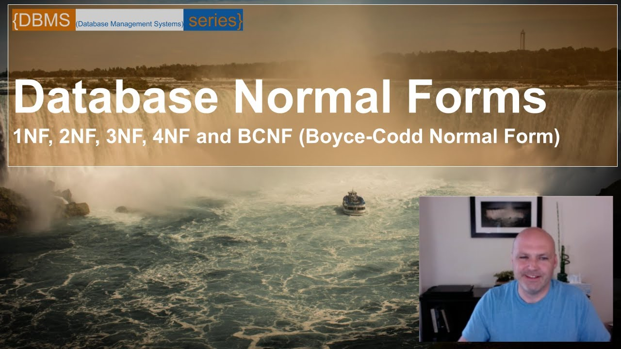 4.3.0 Database Normal Forms: 1NF, 2NF, 3NF, 4NF and BCNF ...