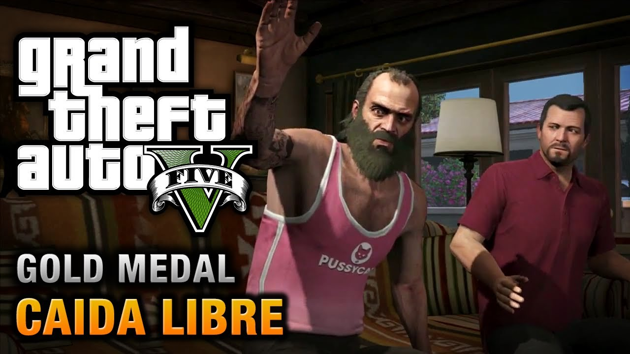 Rockstar Games – Grand Theft Auto V: Trophy/Achievement