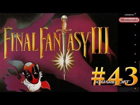 Final Fantasy III (Snes) #43 - Letters from Mobliz?