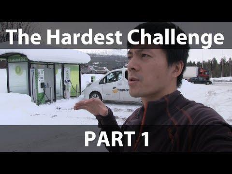 The Hardest Challenge part 1