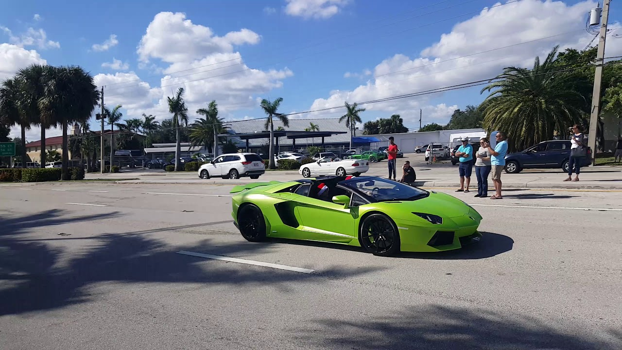 2017 Toys For Tots Rally Fort Lauderdale Part 2 Youtube
