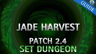diablo 3 jade harvester set dungeon guide patch 2 4