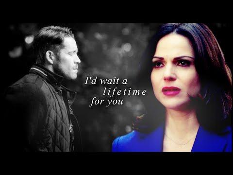 ►Robin & Regina | I'd Wait A Lifetime For You {4x11}