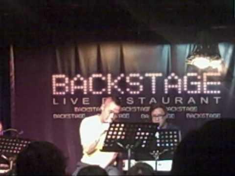 關逸揚深宵咖啡店at 一人戀愛Live at Backstage