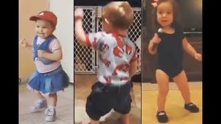 Try Not To Laugh Challenge Funny Kids Vines Compilation 7 - 2018 ★ Cutest Babies DANCE