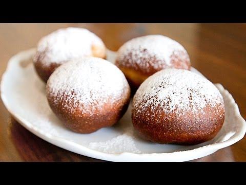 Donuts - Paczki - Ania's Polish Food Recipe #9