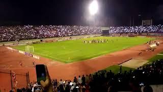 MERINDING!!! Anthem satu jiwa full satu stadion PERSIS SOLO VS TIMNAS U-19