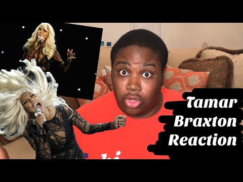 Tamar Braxton - BET Awards Performance [Reaction]