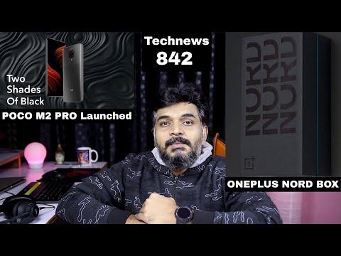 technews-842-oneplus-nord-box-&-launch,arogya-sethu-account-delete,poco-m2-pro,samsung-z-fold2