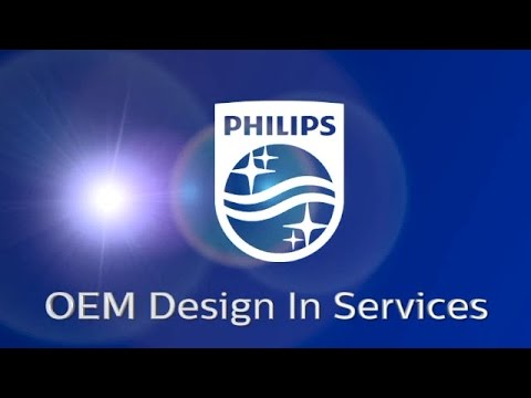 Philips Design In Services for OEMs