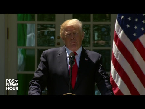 WATCH LIVE: Trump and Nigerian president Buhari to speak at joint news conference