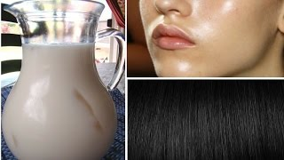 Rice Water For Skin Whitening And Long & Lustrous Hair | 2 Easy Ways To Make Rice Water At Home