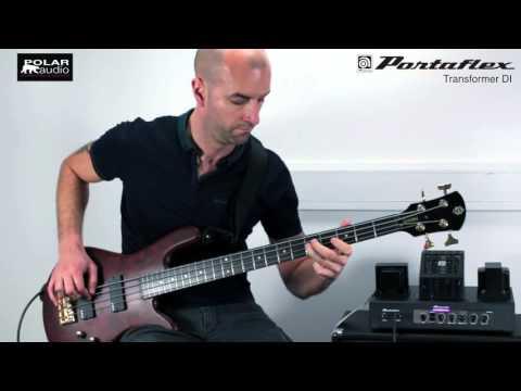Ampeg Portaflex PF-50T Bass Amplifier Head