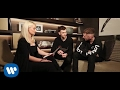 #WarnerSquad - Clean Bandit interviewed by Clean Bandit