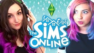 FALLING IN LOVE WITH A STALKER | The Sims Online