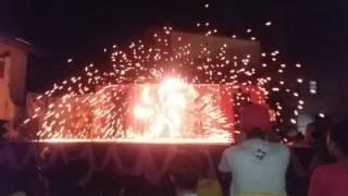 Champion in wawa taguig city.. AMAZING PYRA..