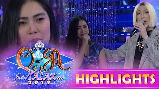 It's Showtime Miss Q & A: Vice Ganda leaves Neri crying