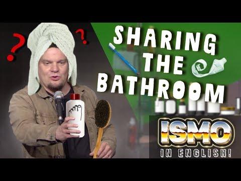 ISMO | Sharing the Bathroom