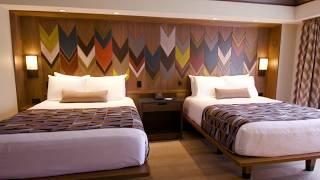 NEW Copper Creek Villas DVC Suite Tour at Disney's Wilderness Lodge