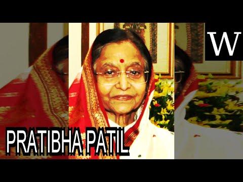 pratibha patil biography