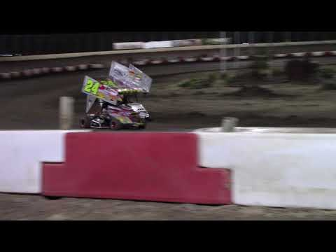 Willamette Speedway, OR - Caged Frenzy - 125cc Cage-Kart Grudge Matches - September 9, 2017