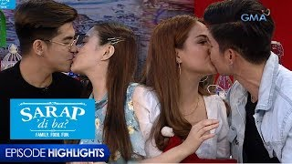 Sarap, 'Di Ba?: Kapuso couples, from reel time to real-time!