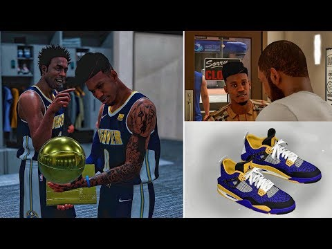 Kyrie Told Me To Sweep LeBron In The NBA Finals | NBA 2k18 MyCareer #31
