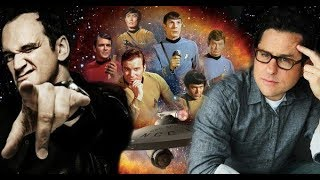 Quentin Tarantino & JJ Abrams Team Up For Star Trek Movie!!