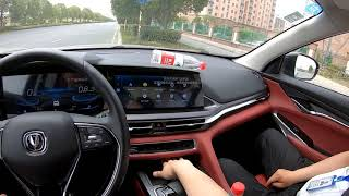 2020 Changan CS75 Plus 2.0T 233Ps 360Nm 8AT POV Test Drive
