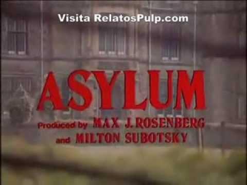 Asylum 1972 | Refugio Macabro | Trailer