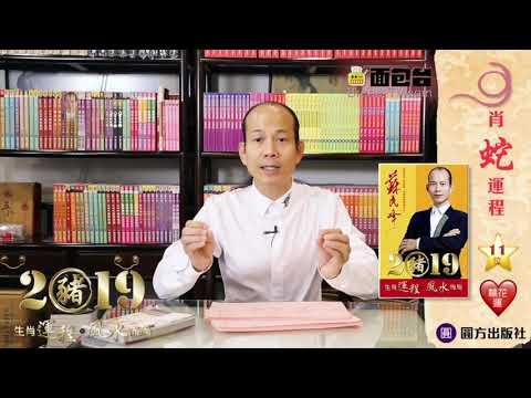 蘇師傳生肖運程2019 蛇