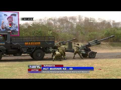 Pasukan Marinir Disergap Kelompok Separatis - NETJATIM