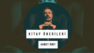 Ahmet Ümit / Kitap Önerileri - Artjurnal