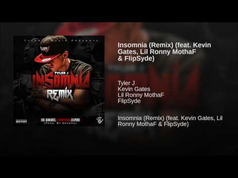 Insomnia (Remix) (feat. Kevin Gates, Lil Ronny MothaF & FlipSyde)