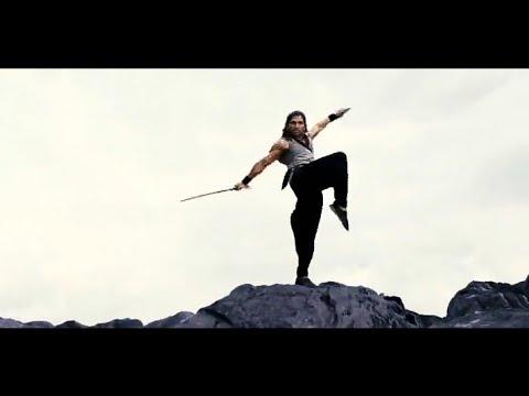 Tajdar-e-heram Full Song // Sangharsh Aur Vijay Movie Full Fight Scene