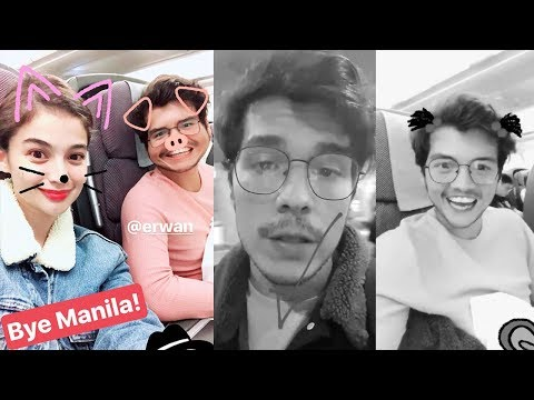 """Erwan Heussaff  Teases Anne Curtis: """"She's The Worst."""" FIND OUT WHY!"""