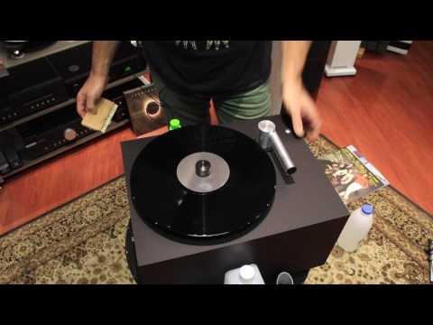 Diy Vacuum Record Cleaning Machine Doovi
