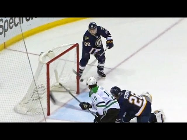 Shattenkirk saves game with miraculous stick stop