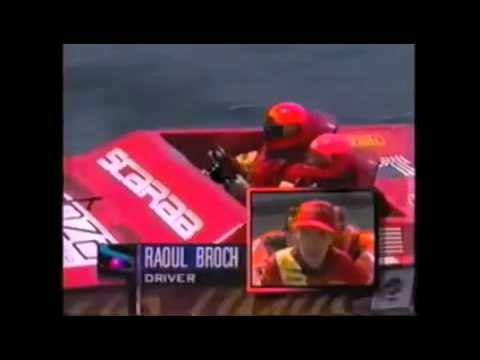 Raoul Broch No limits Offshore Racing Team Racing Clips