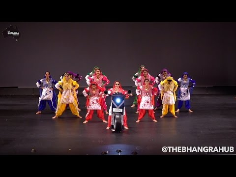 BASS Queens @ Harbour City Bhangra 2017 (2nd Place)