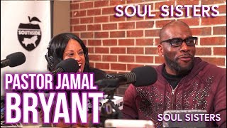 Pastor Jamal Bryant talks New Birth, Going To Magic City, Jussie Smollett, Easter Bail Out + More