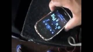 celular tocando 2 cara preta e 2 twiter e 4 cornetas thumbnail