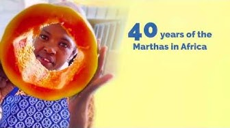 40 Years of The Martha Organisation's Projects in Africa