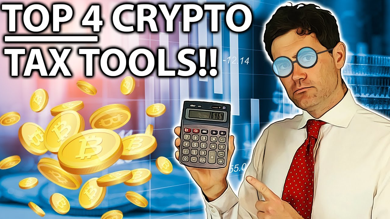 Crypto Tax Software: 4 of The BEST TOOLS!! 🤓