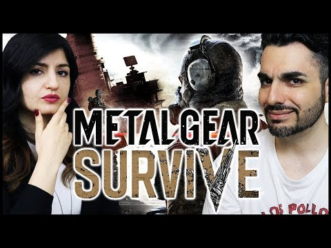 Metal Gear Survive - COM'È?